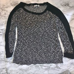 New York and Company speckled sweater